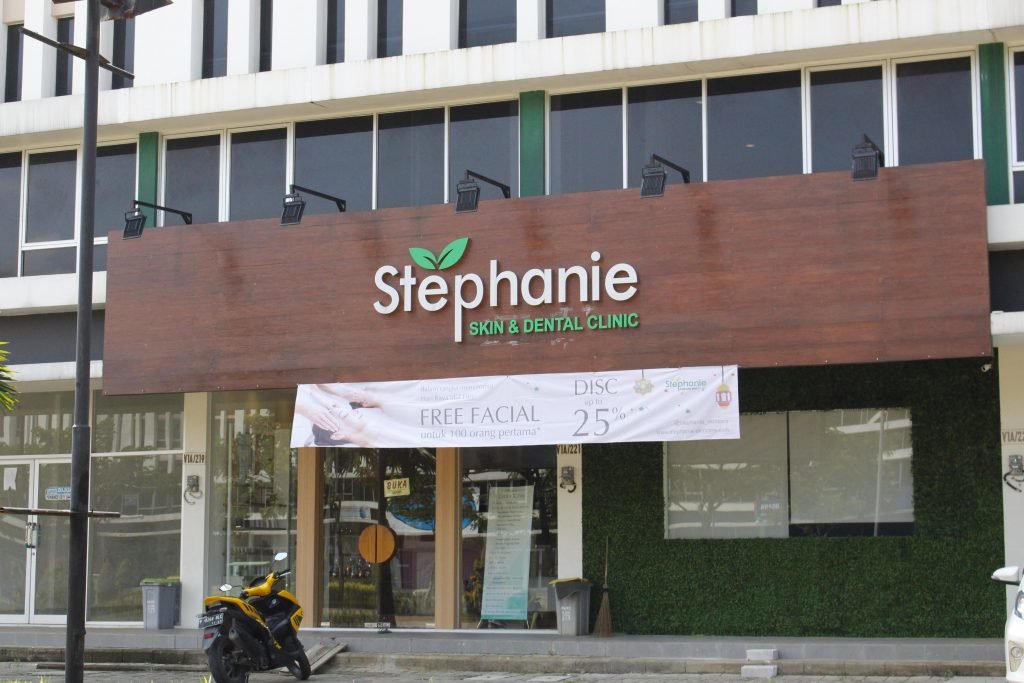 Stephanie Skin Care BSD menawarkan berbagai treatment untuk meremajakan kulit