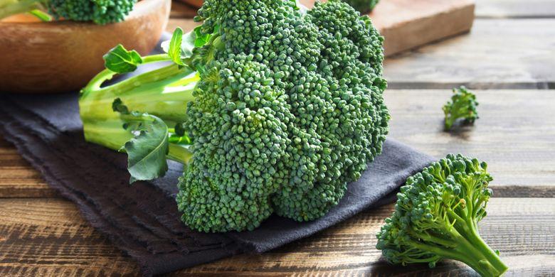 8 Manfaat Brokoli untuk Kesehatan Halaman all - Kompas.com