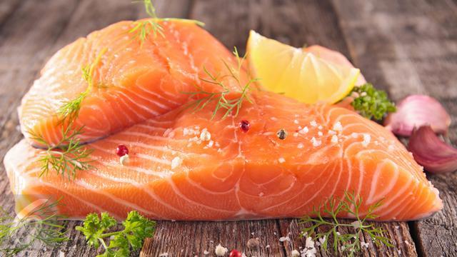 Daging Salmon Ternyata Diwarnai agar Kemerahan - Citizen6 Liputan6.com